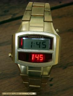 Longines Gemini LCD/LED.